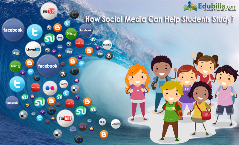 How Social Media can help students study?