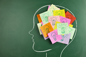 Visualize concepts to improve memory and recall.