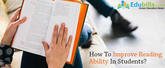 How to improve reading ability in students?