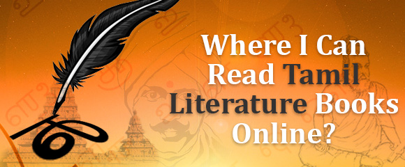 Where I can read Tamil literature books online