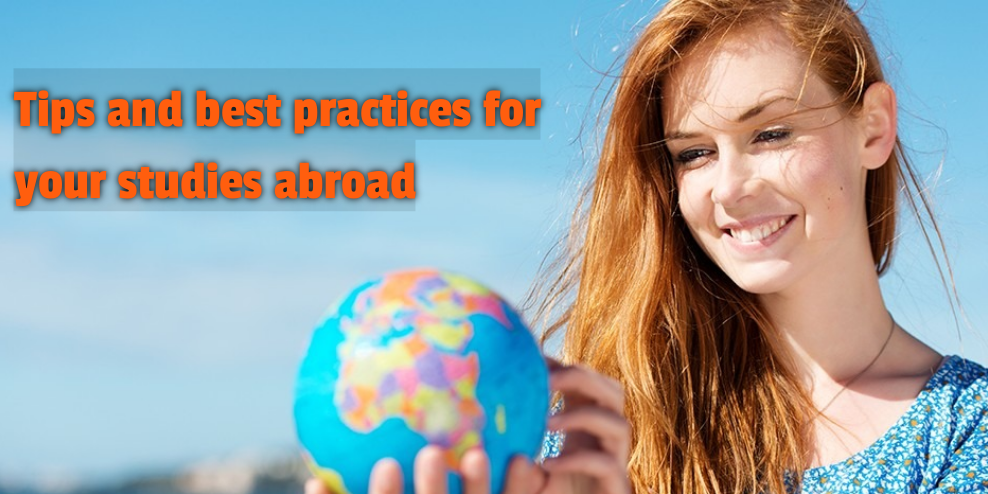 Tips and best practices for your studies abroad