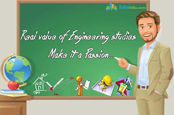 Real value of engineering studies