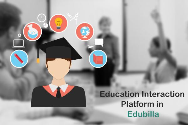 Education Interaction Platform – Edubilla