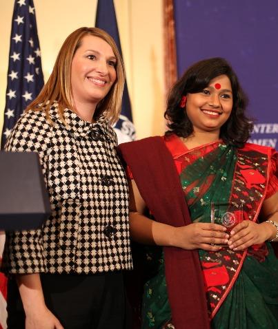 Nadia Sharmeen