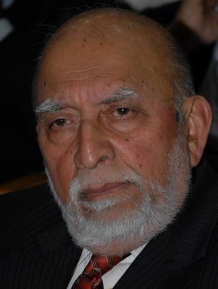 Prof. Malur Ramaswamy Srinivasan