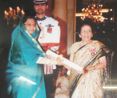 Shobhana Ranade