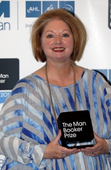 Hilary mantel man booker prize 2012