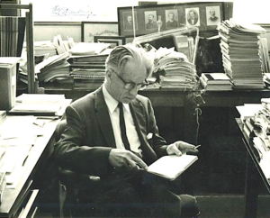 C. B. van Niel