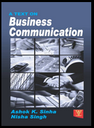 a-text-on-business-communication