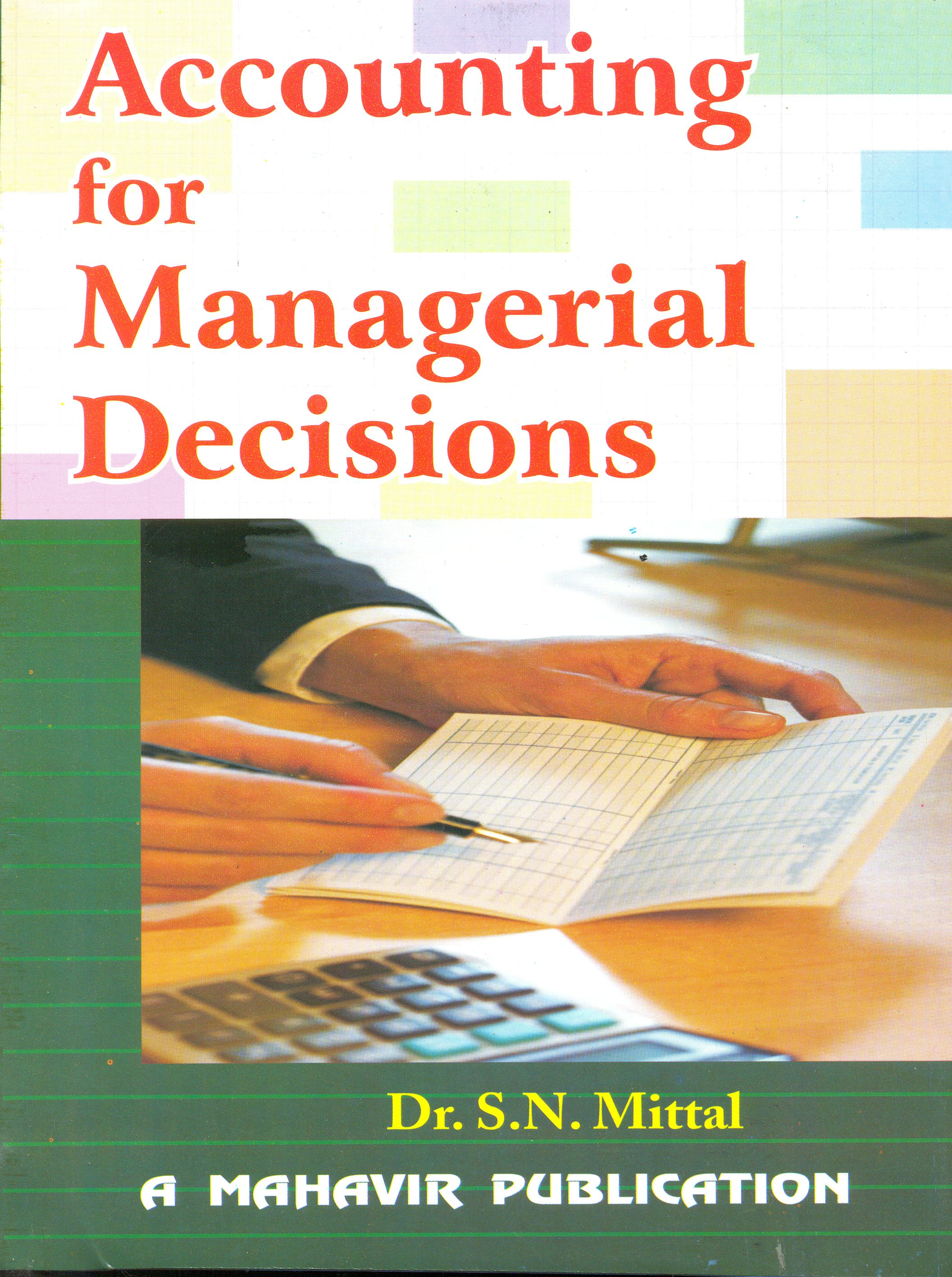 accounting-for-managerial-decision