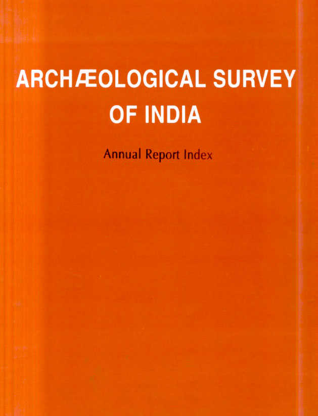 archaeological-survey-of-india-annual-reports