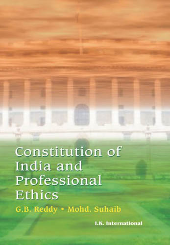 constitution-of-india-and-professional-ethics