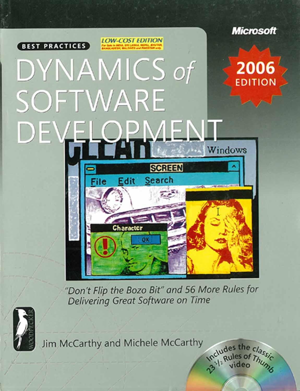 dynamics-of-software-development