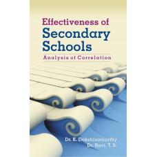 effectiveness-of-secondary-schools-analysis-of-correlation