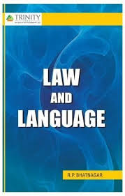 law-and-language
