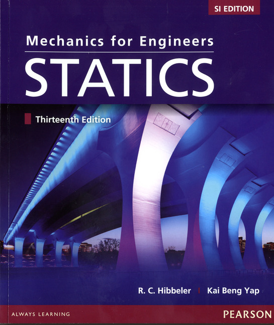 mechanics-for-engineers-statics-si-editon