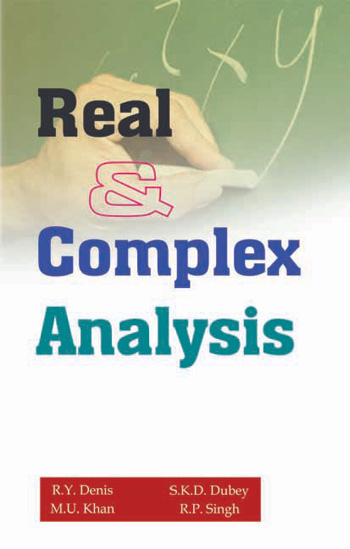 real-and-complex-analysis