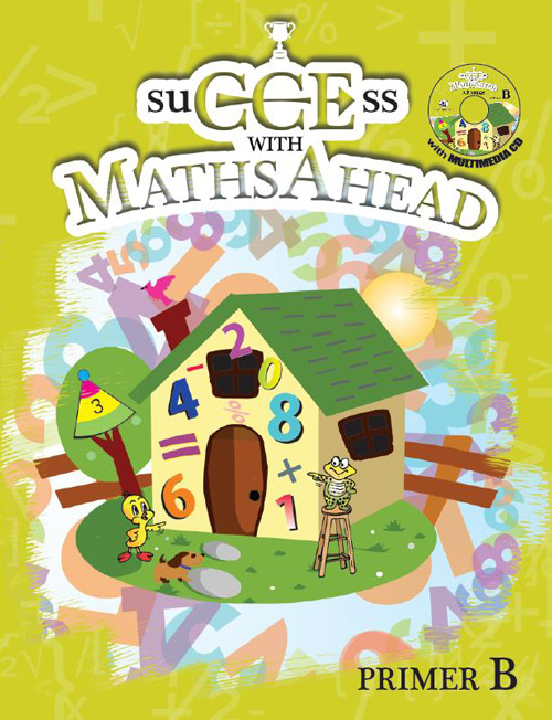 success-with-maths-ahead-primer-b-with-multimedia-cd