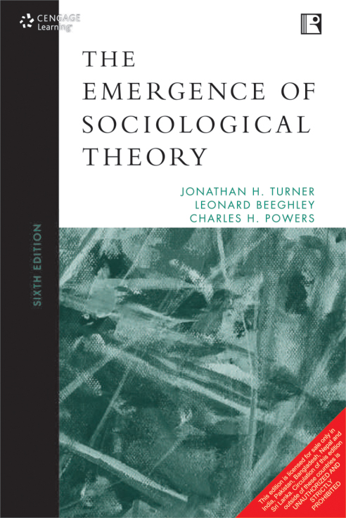 the-emergence-of-sociological-theory