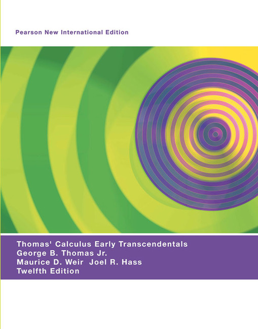 thomas-calculus-early-transcendentals-pearson-new-international-edition