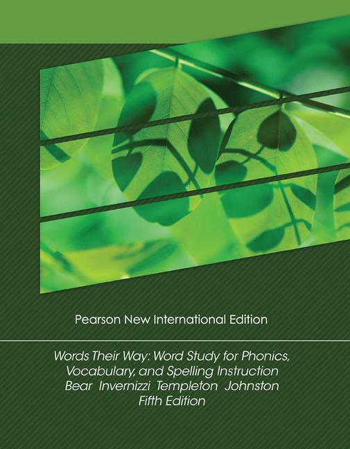 words-their-way-pearson-new-international-edition