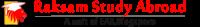 Top Consultancy Raksam Study Abroad details in Edubilla.com