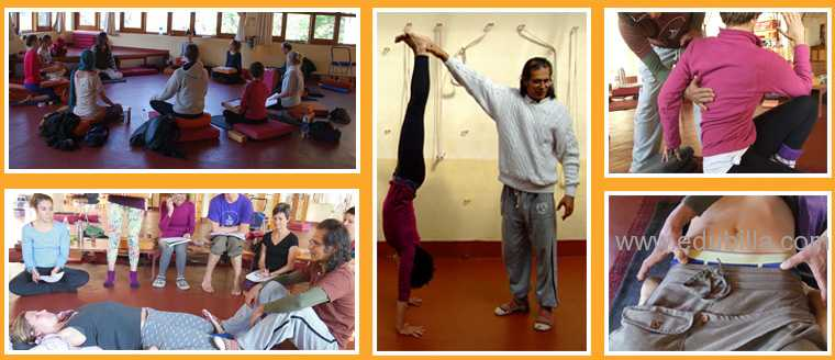 """Yoga Teacher's Training Course"" with Sharat Arora"