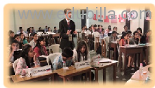 MUN(MODEL UNITED NATIONS)-Conference- 2015
