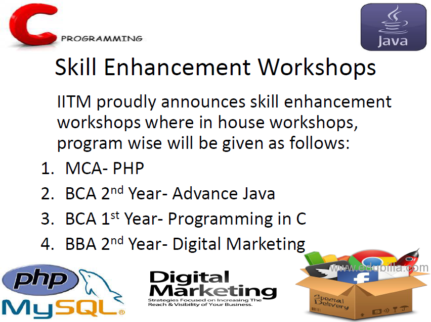 skill enhancement workshops