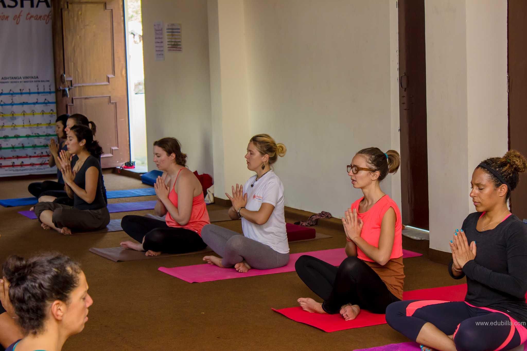 Free Scholarship for Yoga Teacher Training India