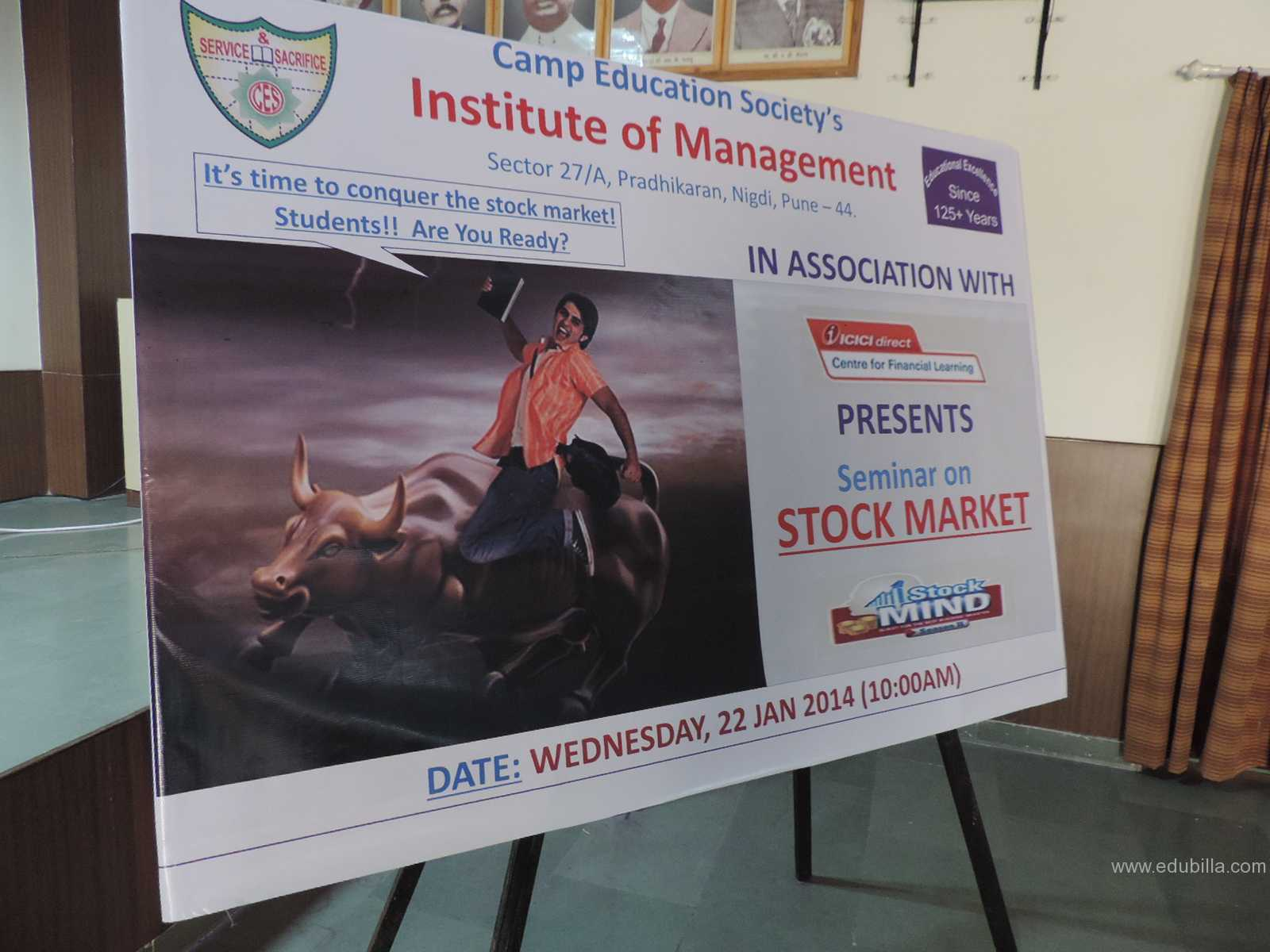 Seminar on Stock Market