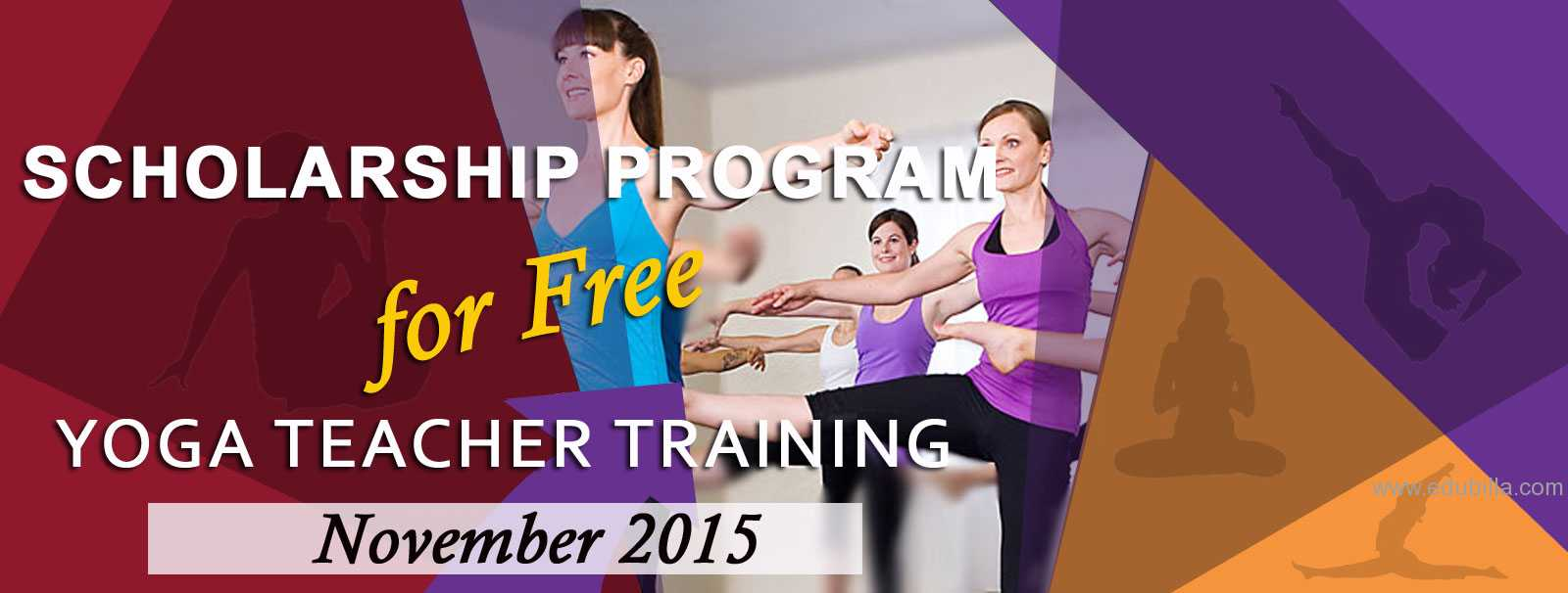 Free Scholarship Yoga Teacher Training in Rishikesh