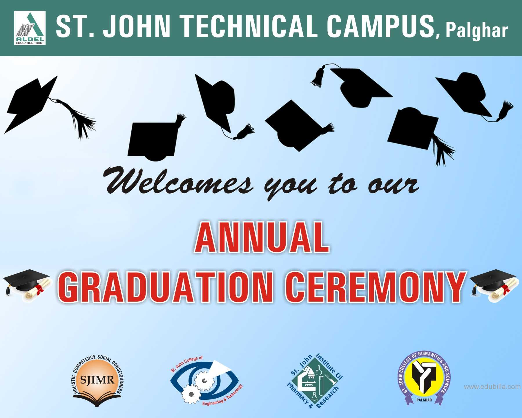 3rd Annual Graduation Day