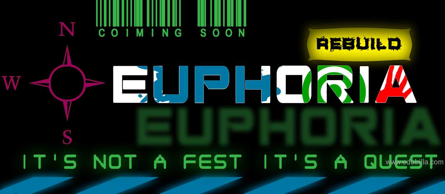 Euphoria Rebuild 2015 - Coimbatore Institute of Technology