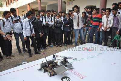Udaan 2k15 - National Level Tech fest