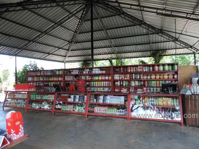 Industrial Visits Mapro Food Park