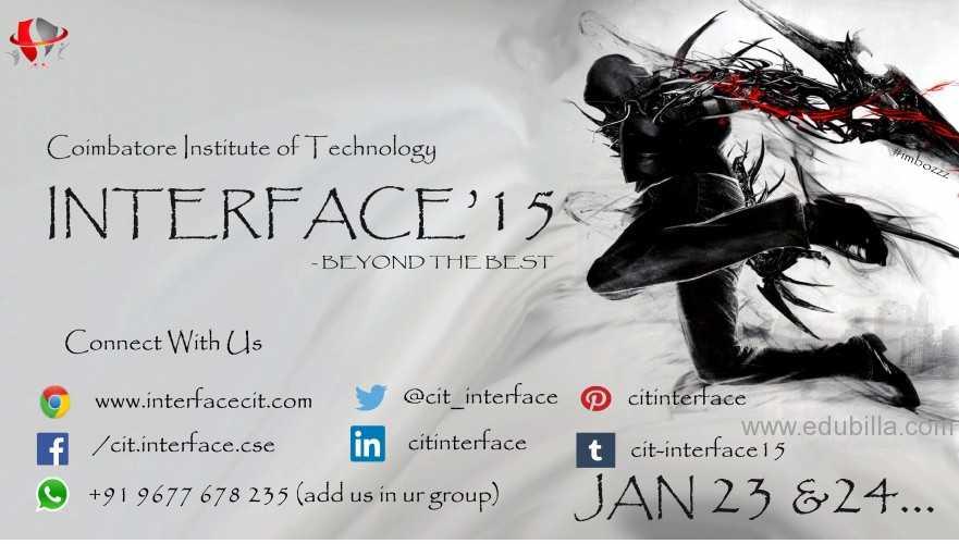 INTERFACE T15