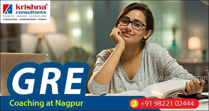 GRE Coaching in Nagpur - New Batche from 13th June