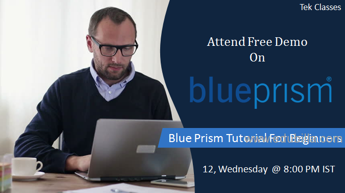Blue Prism Online Training at Tek Classes