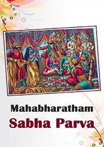 MahabharataSabhaParva
