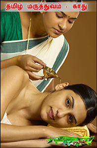 தமிழ் மருத்துவம்- காது