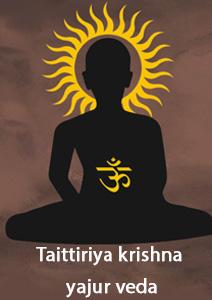 Taittiriya Krishna yajur Veda