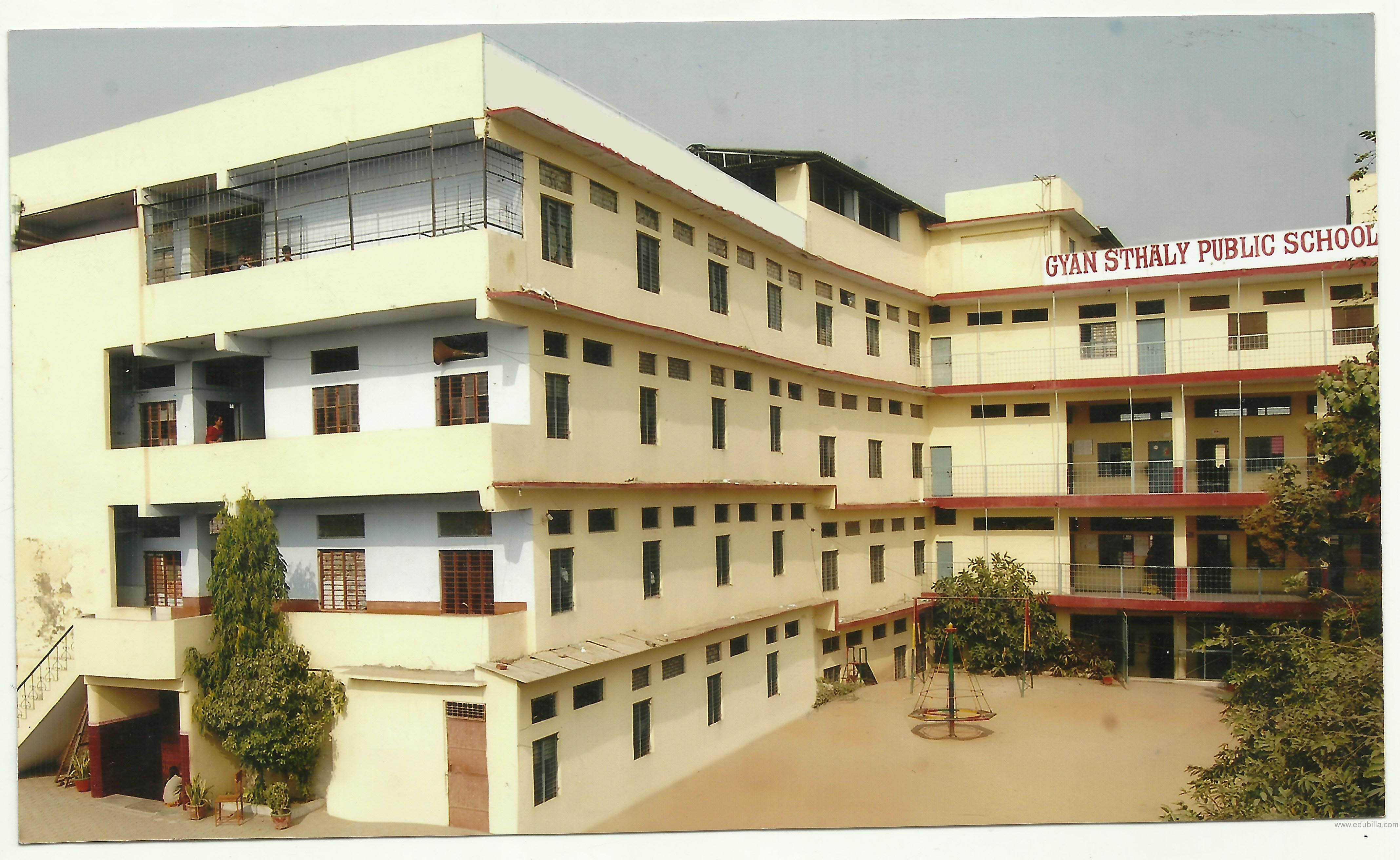 Gyan Sthaly Public School Edubillacom