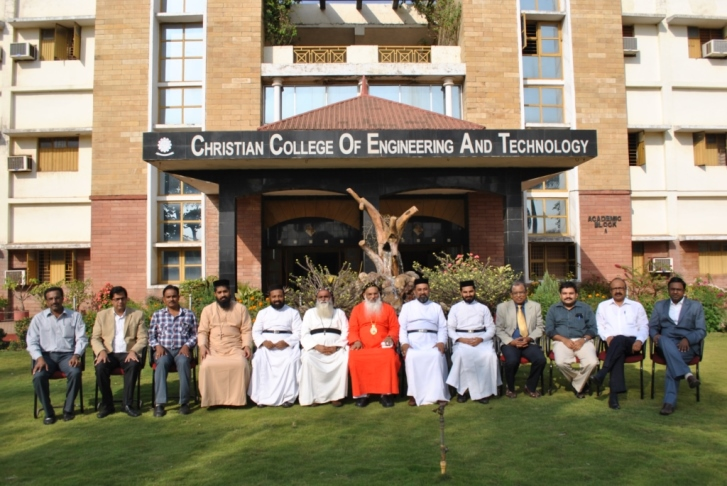 christian engineering college Engineering and technology is co-ed self supporting technical college established in the year 2001 under the aegis of christian college is affiliated to anna university college is approved by aicte.