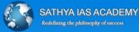 SATHYA IAS ACADEMY