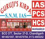 SNM IAS Coaching Academy Chandigarh