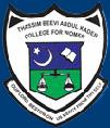 Thassim Beevi Abdul Kader College for Women