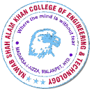 Top Institute NAWAB SHAH ALAM KHAN COLLEGE OF ENGINEERING & TECHNOLOGY details in Edubilla.com