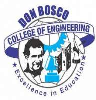 Top Institute DON BOSCO COLLEGE OF ENGINEERING details in Edubilla.com