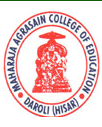 Maharaja Agrasain College of Education